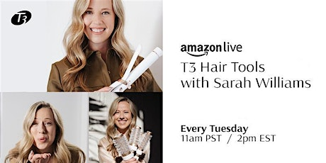 T3 on Amazon Live tickets