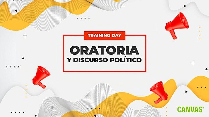 Imagen de Training Day: Oratoria y Discurso Político