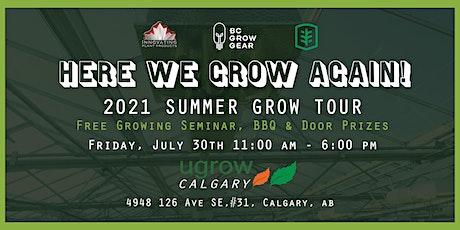 Here We Grow Again - Calgary Growing Seminar & BBQ tickets