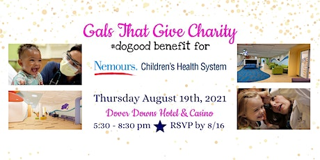 #dogood Benefit for Nemours DuPont Pediatrics, Milford tickets