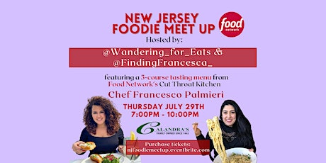 New Jersey Foodie Meetup Hosted by @Wandering_for_eats & @FindingFrancesca_ tickets