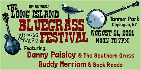 Long Island Bluegrass & Roots Music Festival 2021 tickets