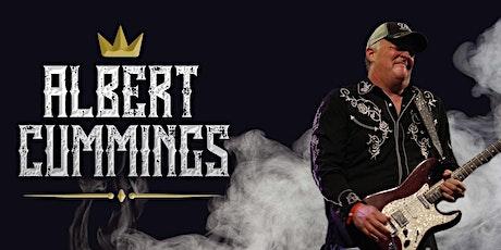 Albert Cummings tickets