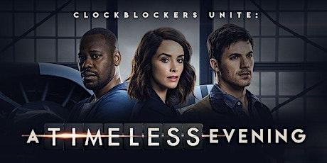 Clockblockers Unite: a TIMELESS Evening (On-Demand Replay) tickets