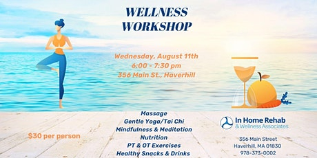 Wellness Workshop tickets