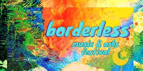 Borderless Music & Arts Festival // Artsweek SHIFT tickets