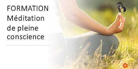 Formation à la méditation de pleine conscience en 6 séances billets