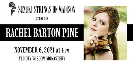 Suzuki Strings of Madison presents Rachel Barton Pine tickets