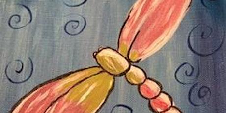 Summer Virtual Paint Class for Kids tickets