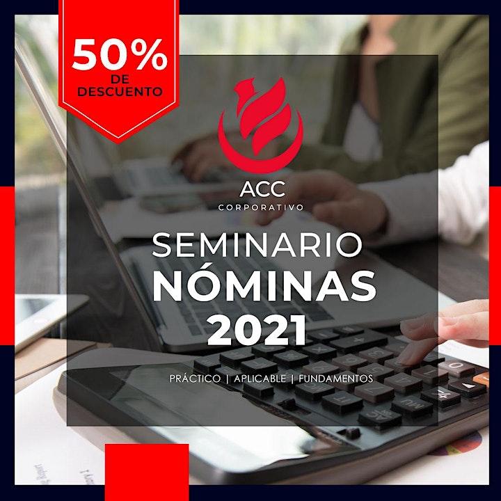 Imagen de Seminario Nóminas 2021