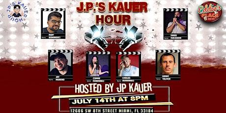 J.P.'s Kauer Hour tickets