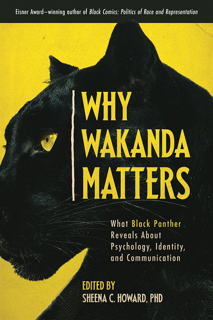 Mental Health & Black Healing // Book Signing // Proclamation Presentation image