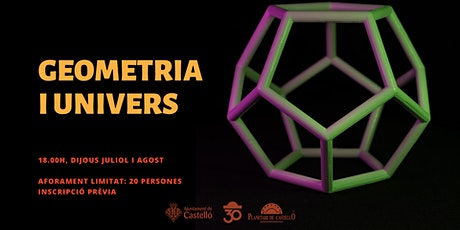 """Planetaller Infantil Planetari """"G&U: el món dels hexàgons"""" entradas"""