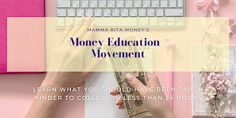 August Money Education Movement Bootcamp tickets