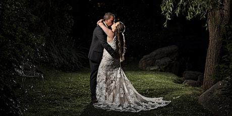 Creative Wedding Photography lighting tickets