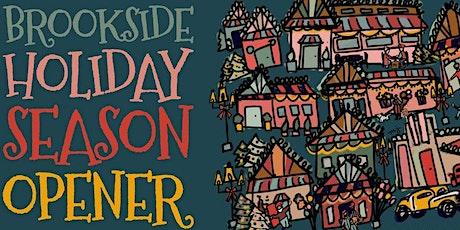 2021 Brookside Holiday Season Opener tickets
