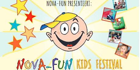 Nova-fun Kids festival tickets