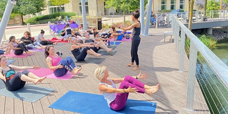 FREE Yoga Class at The Boardwalk with The Yoga Factory tickets