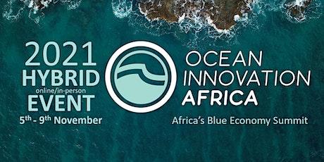 Ocean Innovation Africa 2021 tickets