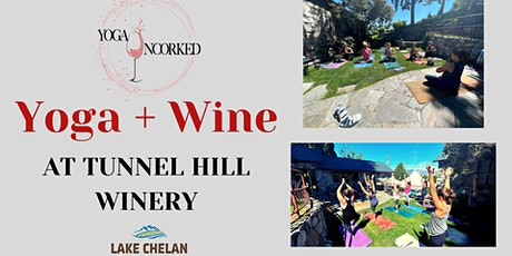 Yoga + Wine at Tunnel Hill Winery tickets