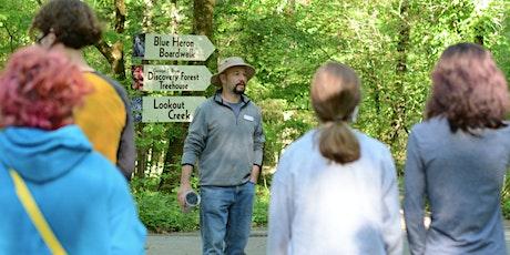 First Steps for Ecological Restoration - Invasive Species Management tickets