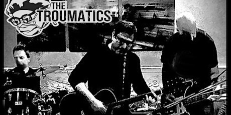 The Troumatics + Nathan Waller at The Post tickets