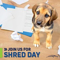 Shred Day at our Butler Financial Center tickets