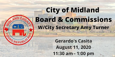 City of Midland Boards and Commissions tickets
