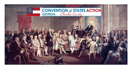 Cherokee-Convention of States Lunch and Town Hall tickets
