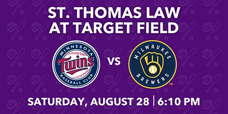 MN Twins Game  for UST Law Students Tickets