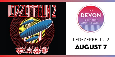 Led Zeppelin 2 with special guest The Hangovers tickets