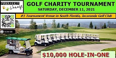 "Golf Tournament ""Balls for Bricks"" tickets"