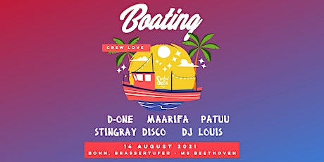 BOATING  CREW LOVE Tickets