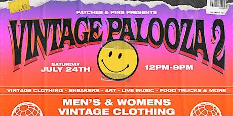 Vintagepalooza Orange County tickets