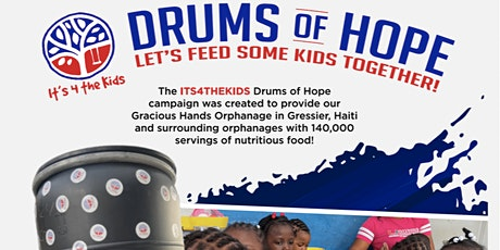 Drums of Hope tickets