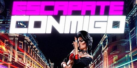 ESCAPATE CONMIGO | LATIN PARTY | COMPLIMENTARY ENTRY tickets