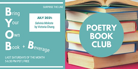 BYOB+B Poetry Book Club: July tickets