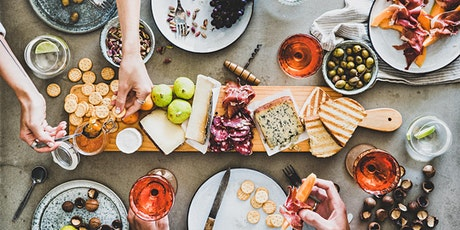 Free Virtual Cooking Class: Charcuterie Board tickets
