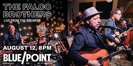 The Falco Brothers Live At Blue Point tickets