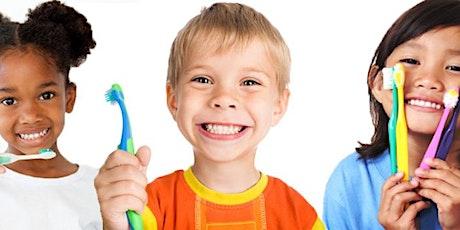 Dental Care Kit Pick Up tickets