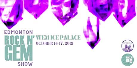 Edmonton Rock N' Gem Show tickets