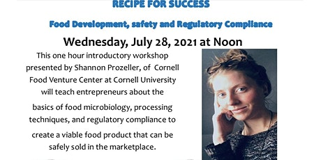 Recipe For Success tickets