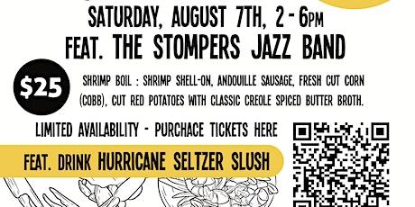 Naughty Neighborhood Shrimp Boil tickets
