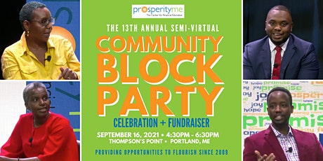 13th Annual Community Block Party tickets