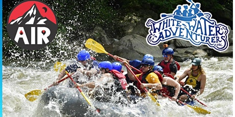 AIR & White Water Adventures a day on the river tickets