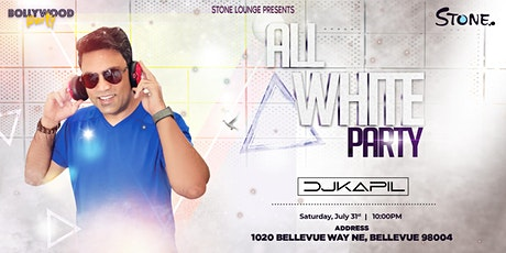 Bollywood All White Attire Party tickets