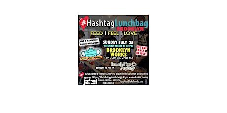 Hashtag Lunchbag Brooklyn tickets