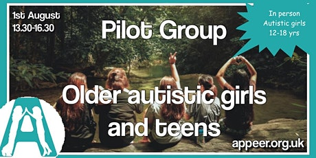 Appeer Autistic Older Girls' & Teens' Pilot Group- Henley Fort (ages 12-18) tickets