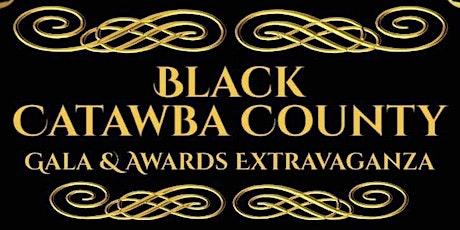 Black Catawba County Gala & Awards Extravaganza tickets