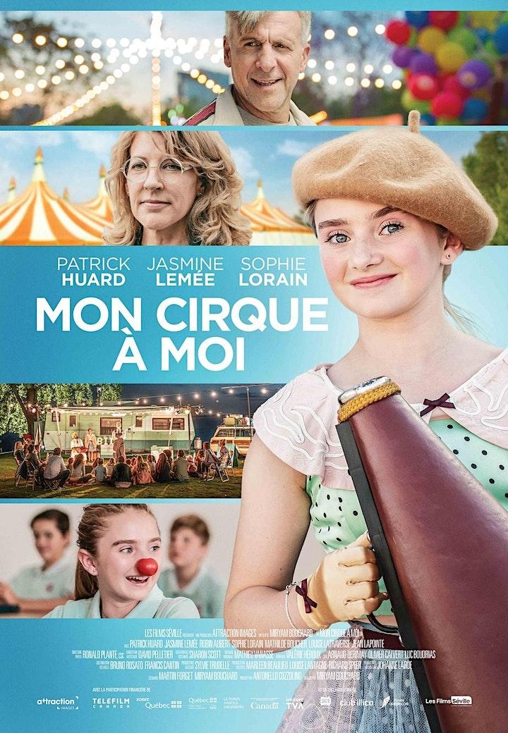 Cinema Franco : Mon cirque à moi (My very own circus) image